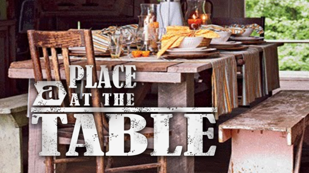01 A Place at the Table Logo
